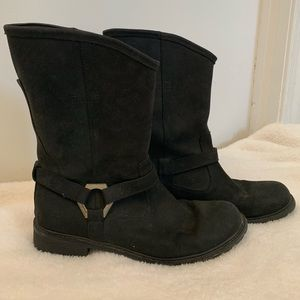 Timberland boots womens size 11 pull on